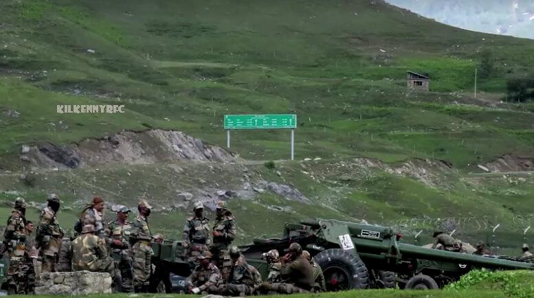 ประเทศอินเดีย กล่าวหาจีนว่าละเมิดฉันทามติด้านพรมแดนระหว่างการเจรจาสันติภาพเมื่อเร็ว ๆ นี้ กล่าวว่ากองกำลังจีนดำเนินการเคลื่อนไหวทางทหาร
