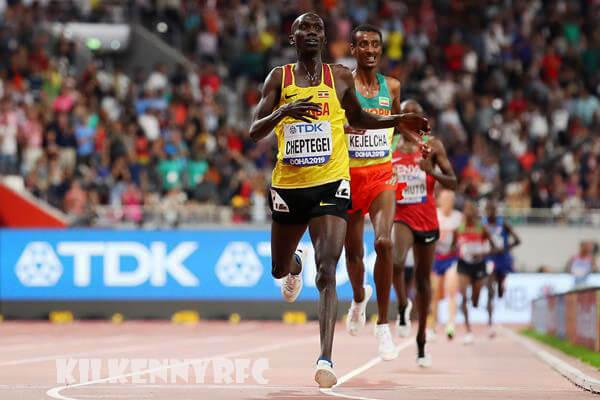 Joshua Cheptegei ของยูกันดาสร้างการวิ่งที่น่าอัศจรรย์ในโมนาโกเพื่อทำลายสถิติโลกอายุ 16 ปี 5,000 เมตรภายในเวลาเกือบสองนาที