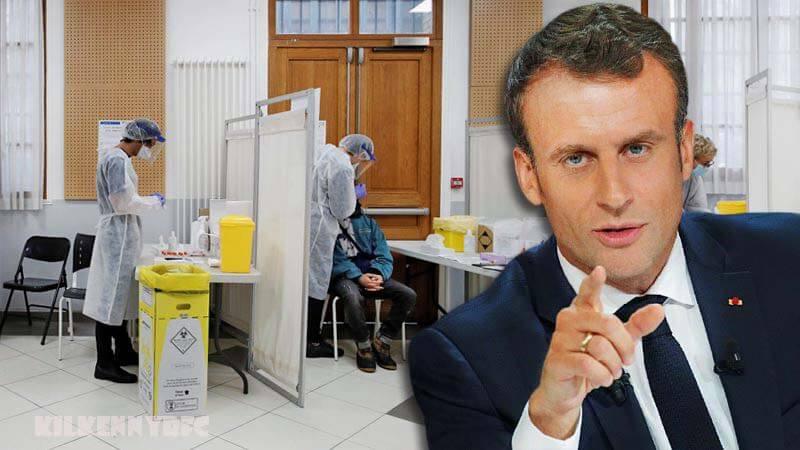 ฝรั่งเศสทุ่ม 46 ล้านภายใต้เคอร์ฟิว รัฐบาลฝรั่งเศสประกาศใช้เคอร์ฟิว 2 ใน 3 ของประเทศ 46 ล้านคนตั้งแต่คืนวันศุกร์เป็นเวลา 6 สัปดาห์หลังพบผู้ติดเชื้อโคโรนา