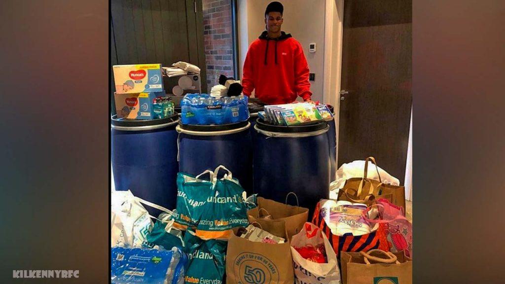 แมนฯ ยูไนเต็ด จะให้อาหาร 5,000 มื้อสำหรับเด็กที่มีความเสี่ยงในช่วงปิดเทอมครึ่งเดือนตุลาคม ความร่วมมือระหว่างสโมสรมูลนิธิแมนเชสเตอร์ยูไนเต็ด