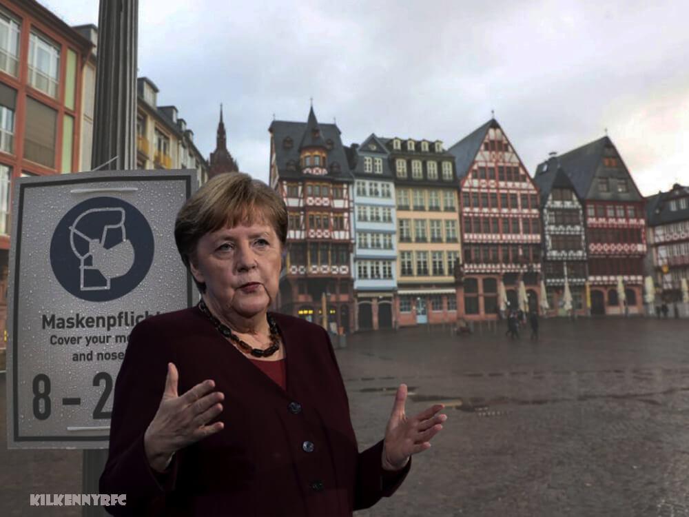 เยอรมนี กลับแผนการปิดตัวในเทศกาลอีสเตอร์ Angela Merkel นายกรัฐมนตรีเยอรมันได้ยกเลิกแผนการปิดล้อมอย่างเข้มงวดในช่วงเทศกาลอีสเตอร์เพียงหนึ่งวัน